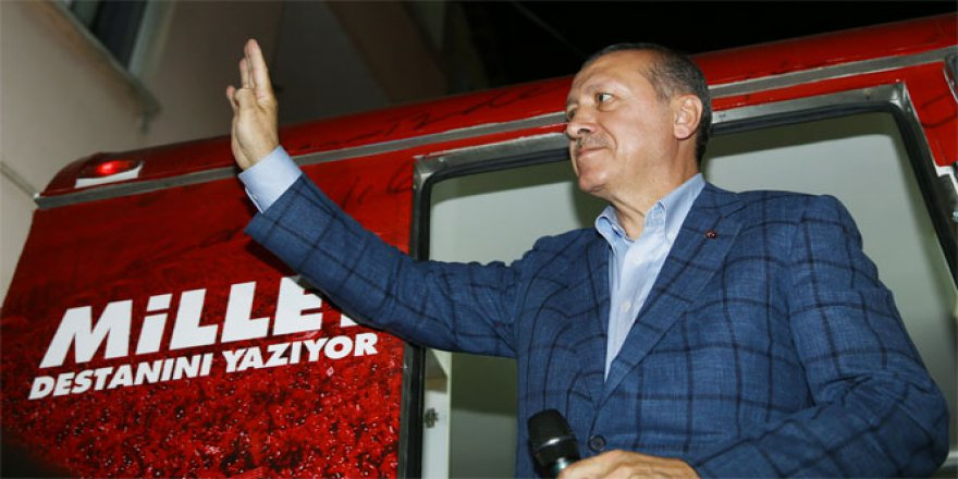 Erdoğan: 'Bu pisliği, askerimizin içinden temizleyeceğiz'