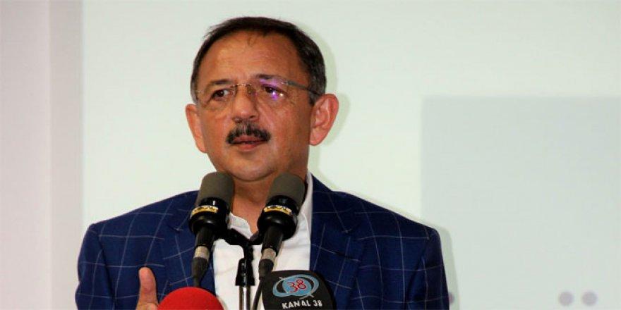 Özhaseki: 'Kılıçdaroğlu'na açtığım davaları...'