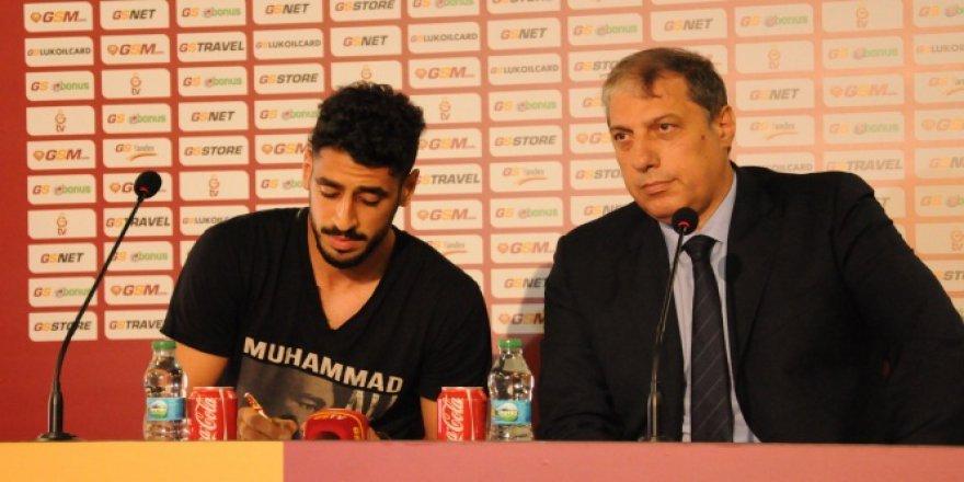 Herta Berlin'li Tolga Ciğerci, Galatasaray'a imzayı attı