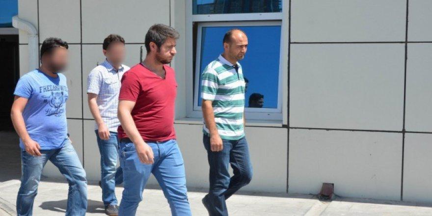 Sivas'ta FETÖ operasyonu: 14 gözaltı