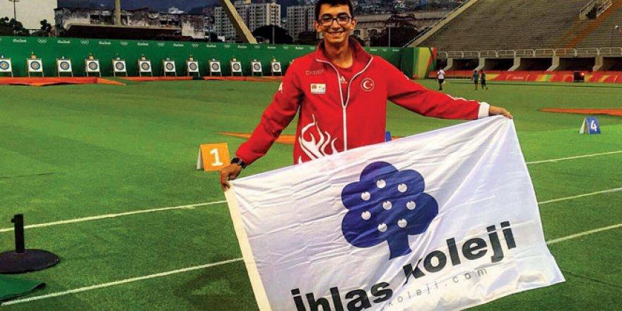Mete Gazoz 2016 Rio Olimpiyatları'nda tarih yazdı
