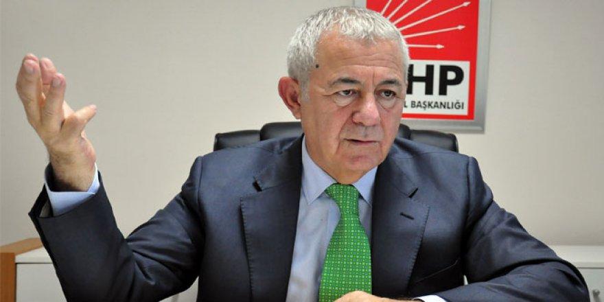 CHP İzmir İl Başkanı Alaattin Yüksel istifa etti