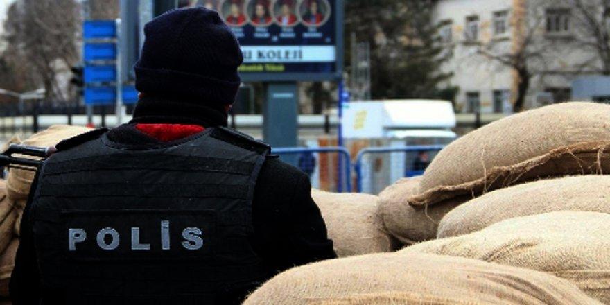 Polis memurlarının izinleri ikinci bir emre kadar kapalı