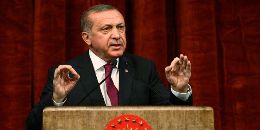 Erdoğan: 'Ben bunu ihanet sayarım'