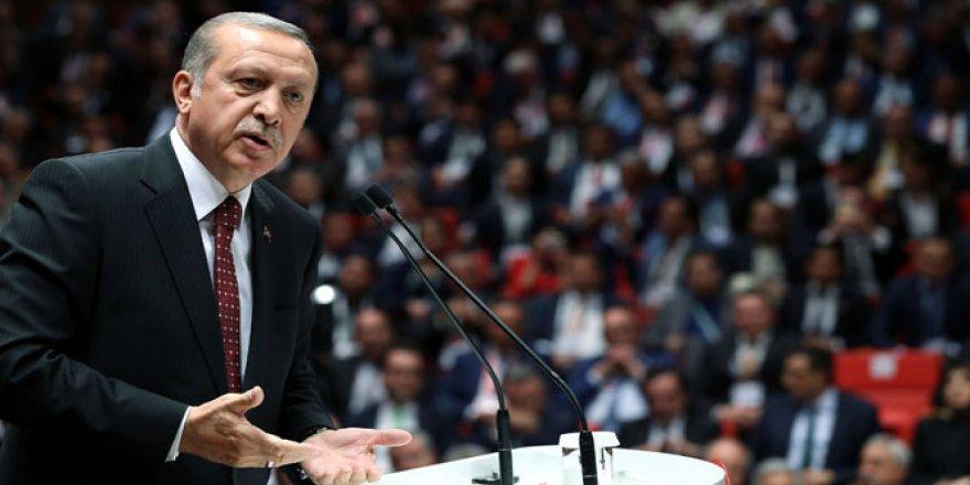 Cumhurbaşkanı Erdoğan: ABD tercih yapacak ya Türkiye ya FETÖ