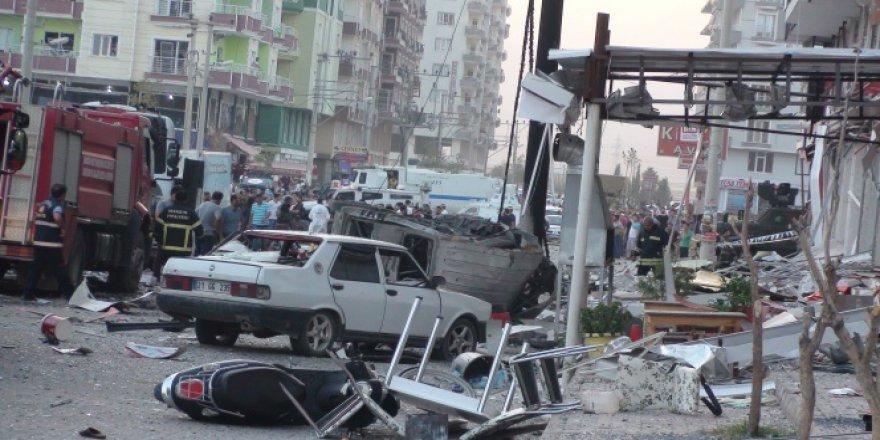 Mardin, Kızıltepe saldırısında 1 buçuk ton bomba kullanıldı