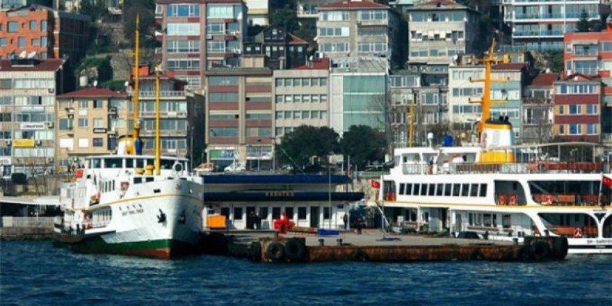 Kabataş iskelesi deniz trafiğine 2 yıl süreyle kapatıldı!