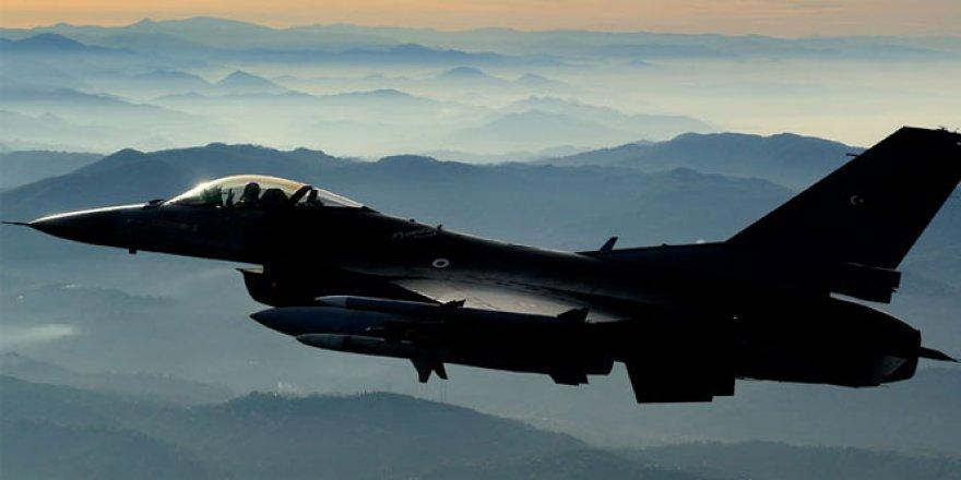 Kuzey Irak'a büyük hava harekâtı