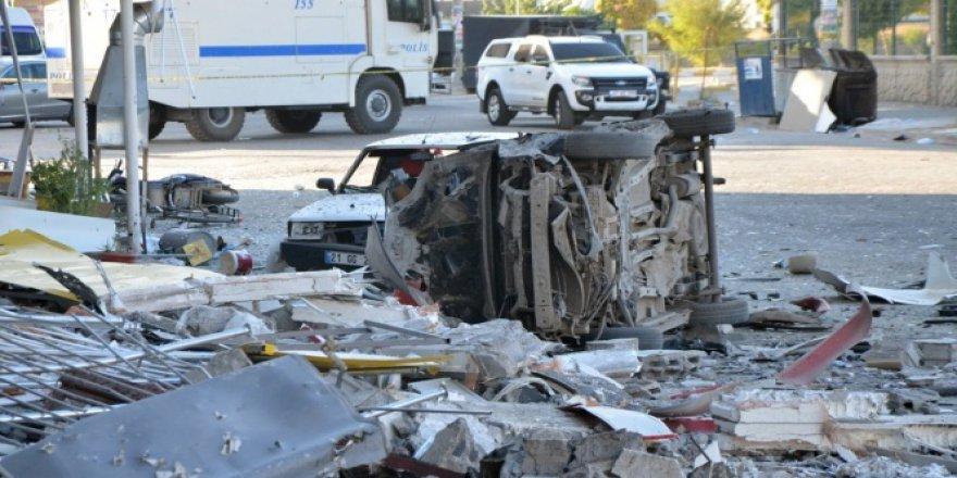 Kızıltepe'deki saldırıyı gerçekleştiren terörist öldürüldü