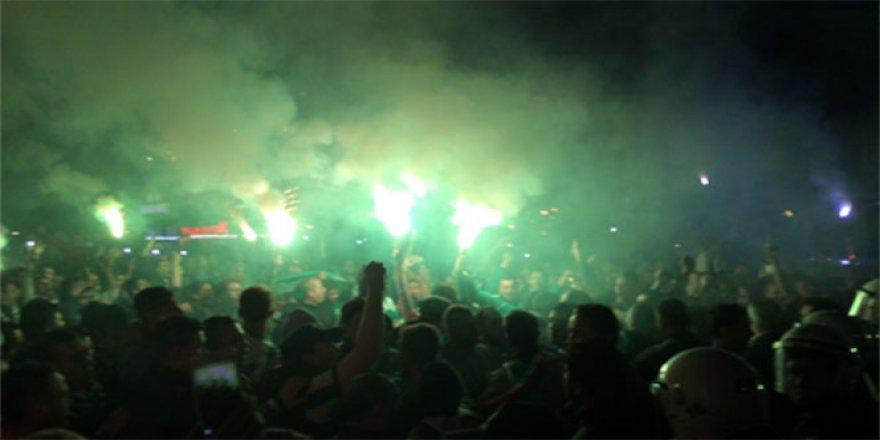 Bursaspor'dan deplasman yasağına ilişkin açıklama