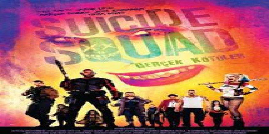 Vizyonda bu hafta 'Suicide Squad: Gerçek Kötüler'