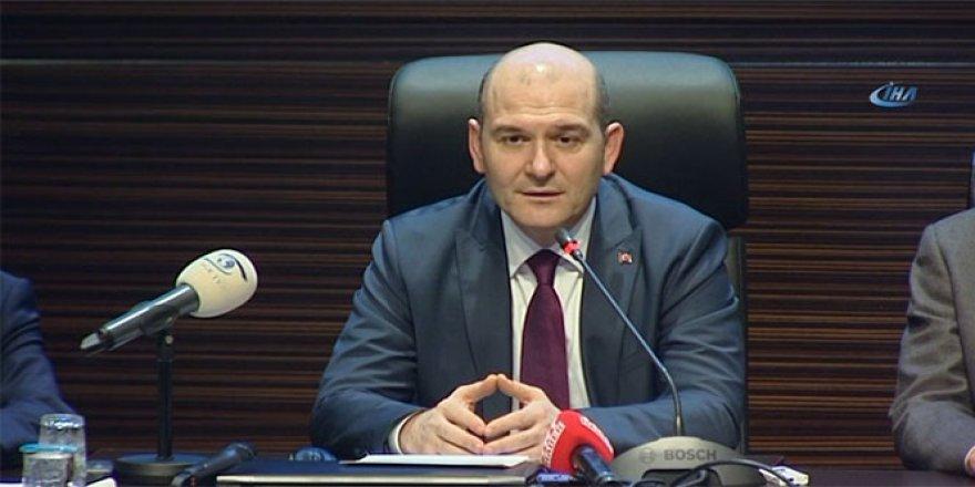 Çalışma ve Sosyal Güvenlik Bakanı Süleyman Soylu: Başbakanımız talimat verdi