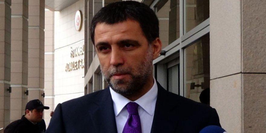 Hakan Şükür'ün babası hakkında gözaltı kararı!