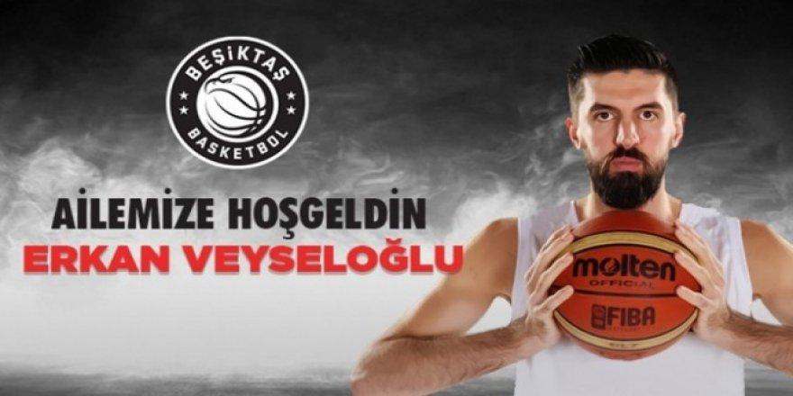 Türk Telekom'un Yıldızı Erkan Veyseloğlu Beşiktaş'ta!
