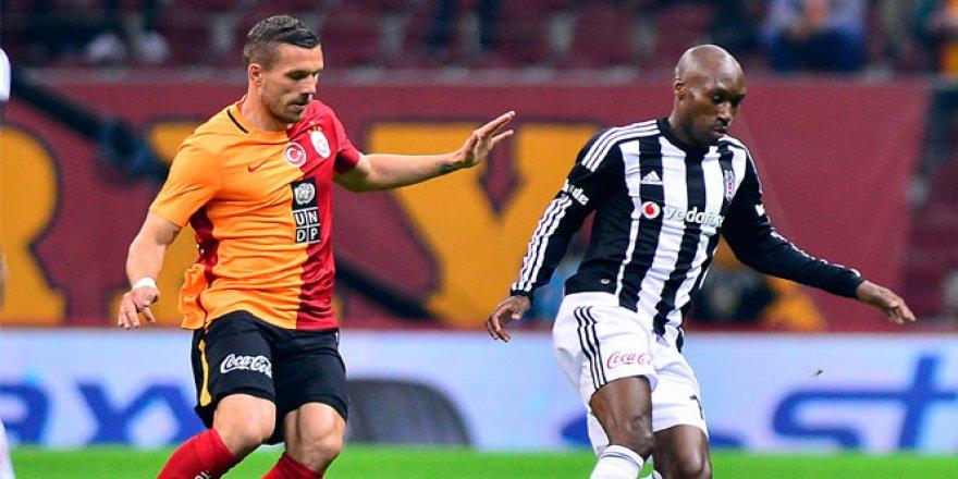 Süper Kupa'da Galatasaray önde geliyor