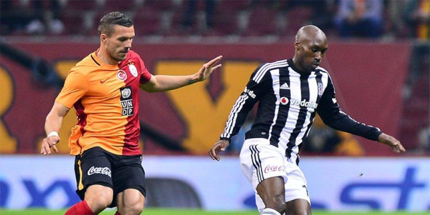 Beşiktaş-Galatasaray maçı saat kaçta? Hangi kanalda?