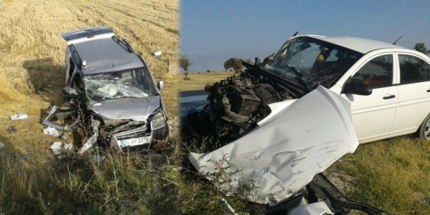 Konya, Beyşehir'de trafik kazası: 13 yaralı