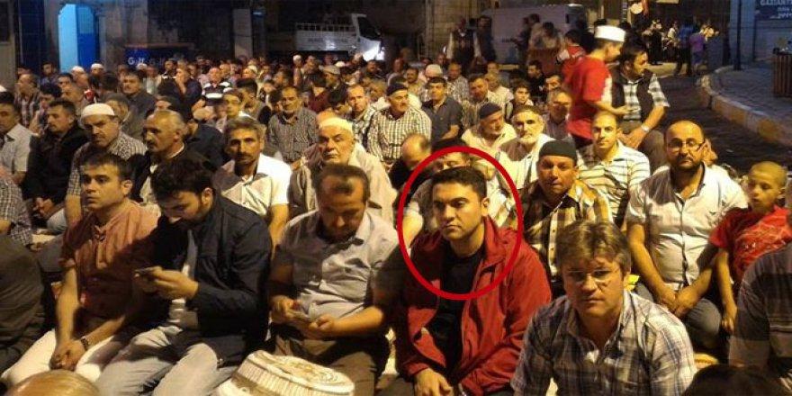 Demokrasi nöbetine katılan kaymakam Mustafa Çakır tutuklandı