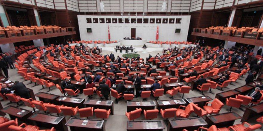 Dışişleri Komisyonu toplandı