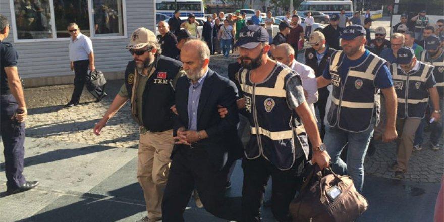 Bursa eski Valisi Şahabettin Harput tutuklandı