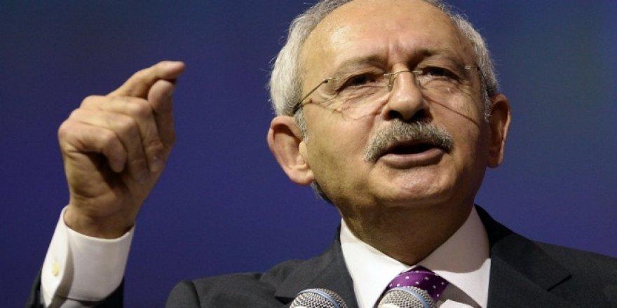 Kılıçdaroğlu'ndan Hükümete tam destek!
