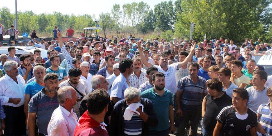 Sakarya'da yıkım gerginliği