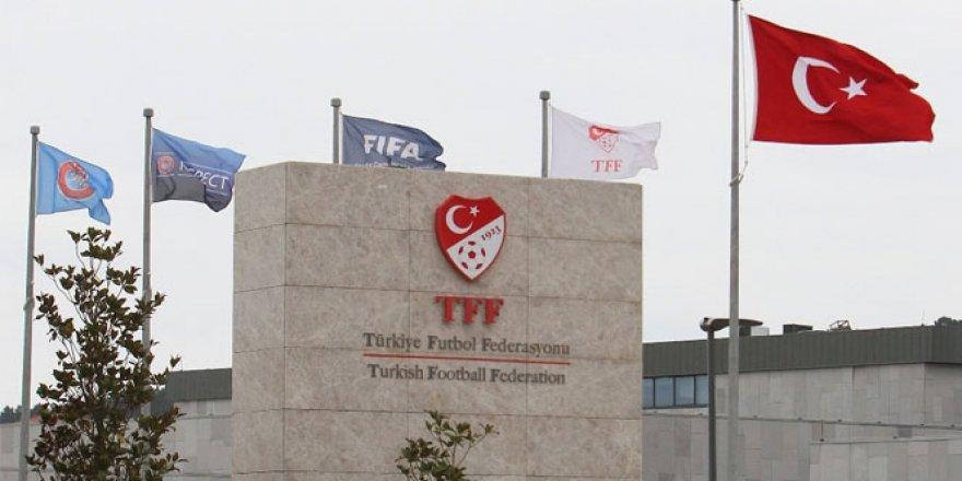 TFF'den Demokrasi Şehitleri için saygı duruşu kararı