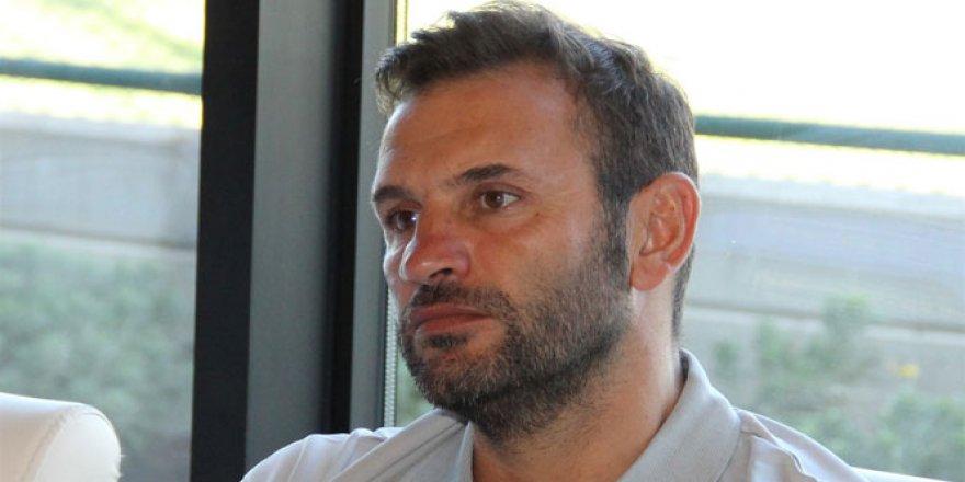 Göztepe Teknik Direktörü Okan Buruk'tan çarpıcı FETÖ açıklaması