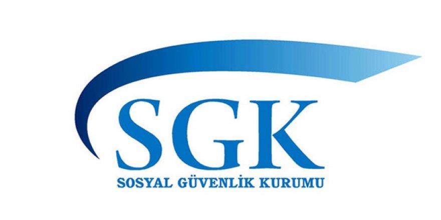 SGK borçlarına 36 aya varan taksit!