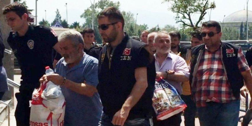 Gülen'e şok ve tutuklandı..