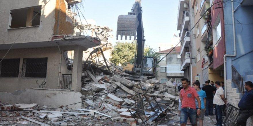 İzmir, Karabağlar'da  faciaya ramak kala!