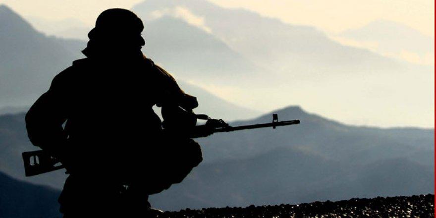 Bingöl'de hain tuzak: 1 asker şehit