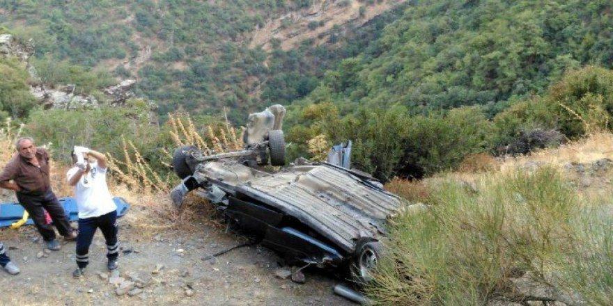 Salihli'de Serdar Türe ölümden döndü