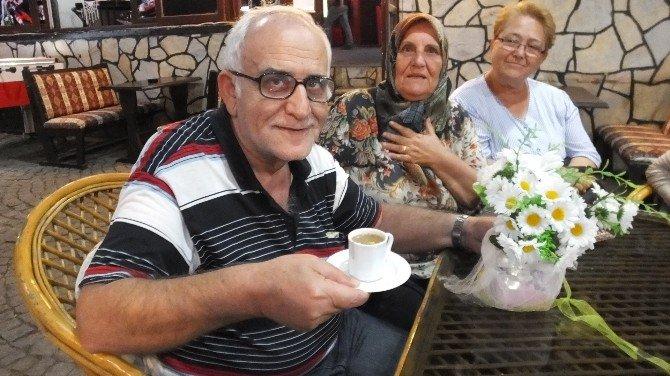 Burhaniye'de Dibek Kahvesi büyük ilgi gördü
