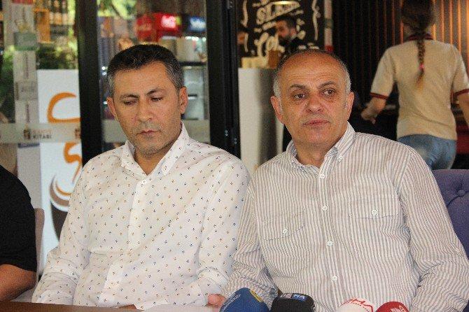 Süleyman Urkay eski yönetimleri eleştirdi
