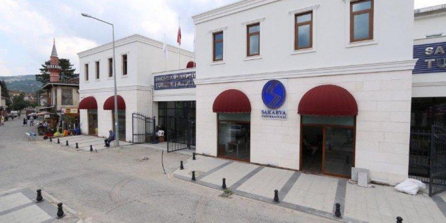 Sakarya'da Turizm Fakültesi Eğitim Yılına Hazırlanıyor