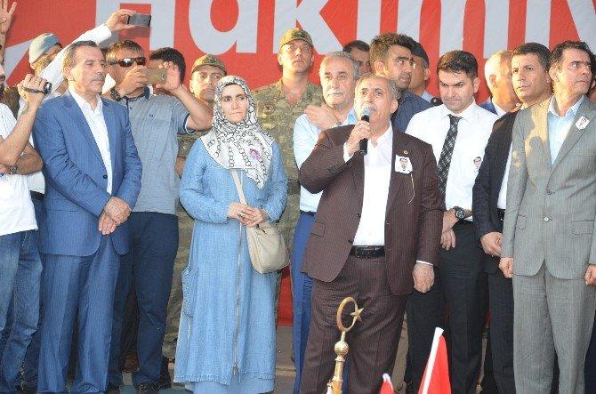 Mehmet Akyürek'ten Viranşehir'e Teşekkür Mesajı