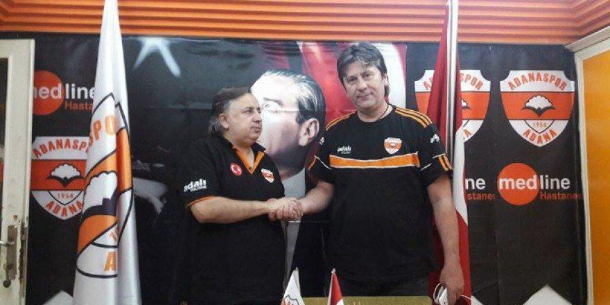 Güven Öner Adanaspor'da