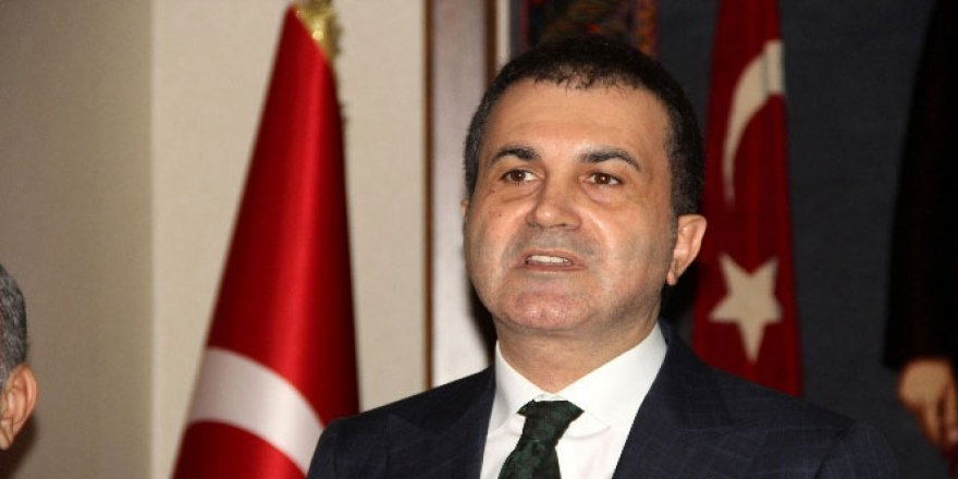 AB Bakanı Ömer Çelik AB'ye rest çekti