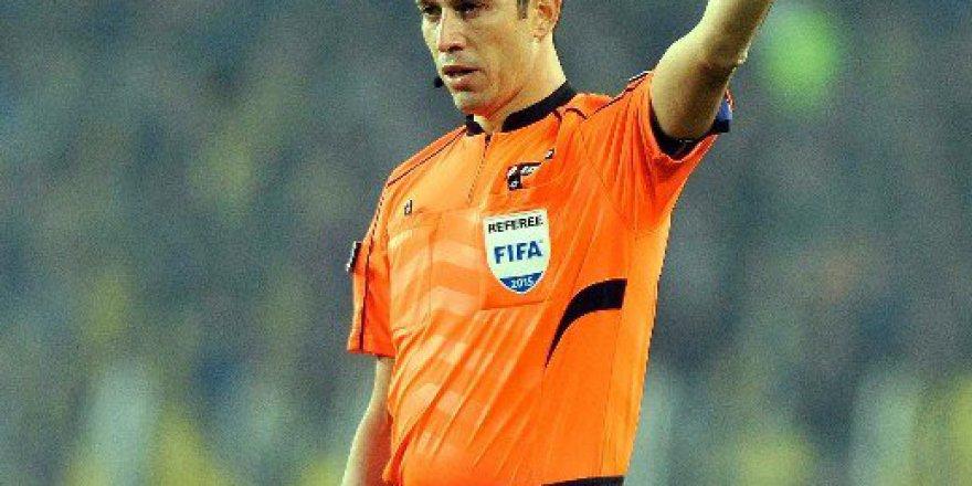 27 Ağustos, Gaziantepspor-Trabzonspor Maçında Ali Palabıyık Düdük Çalacak