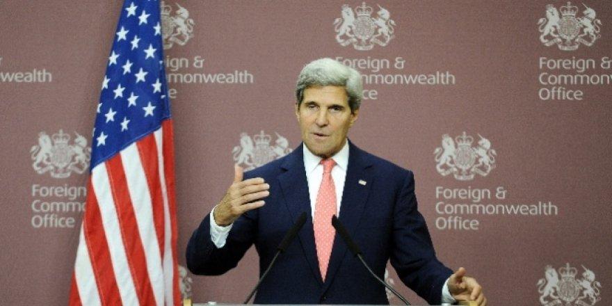 John Kerry: 'Teknik detayların büyük bir kısmını tamamladık'