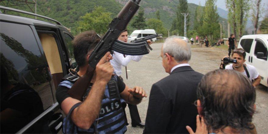 Kemal Kılıçdaroğlu saldırı anını anlattı!