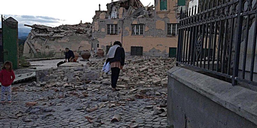 İtalya depreminde bilanço ağırlaşıyor!
