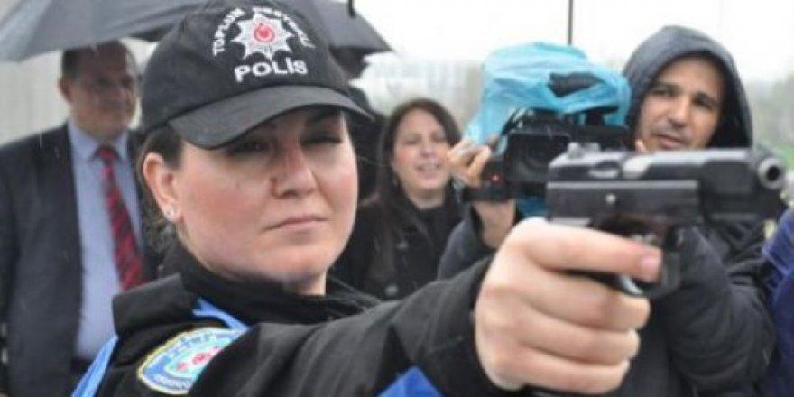 Kadın polisler artık  başörtüsüyle görev yapabilecek!