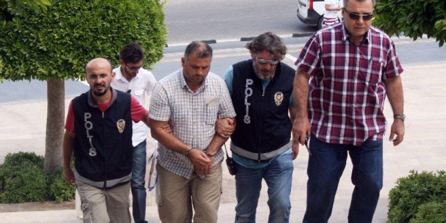 Muğla, Marmaris'te Aksaz Deniz Üs Komutanlığı'nda FETÖ/PDY Soruşturması