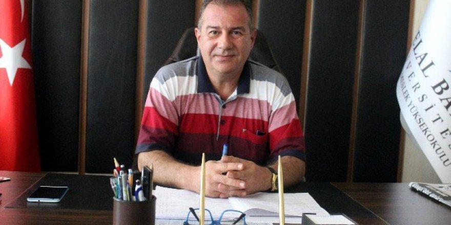 Manisa CBÜ Salihli MYO'ya Yeni Müdür, İlkay Dilber..