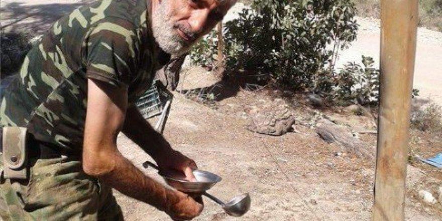 Türkmen Dağı'nda Savaşan Erzurumlu Zekai Nergiz Şehit Oldu!