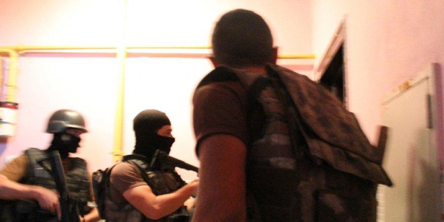 Elazığ'da polis tarafından IŞİD operasyonu!
