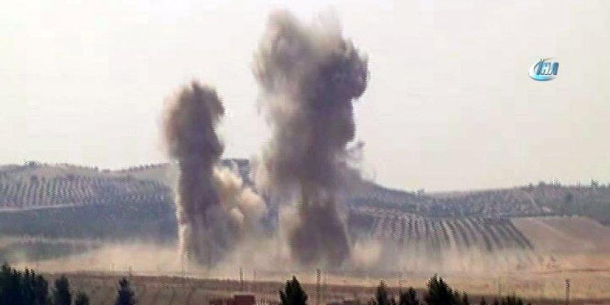 Suriye, Cerablus'ta 2 büyük patlama!