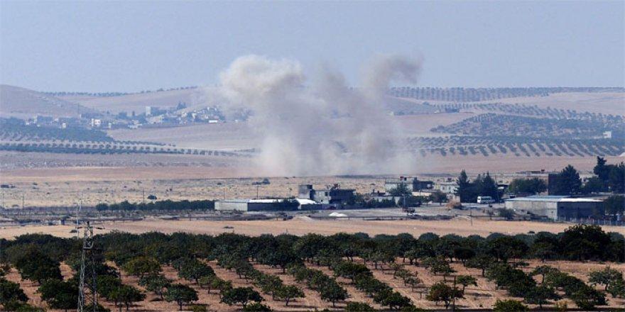 Suriye, Cerablus'ta 4 büyük patlama